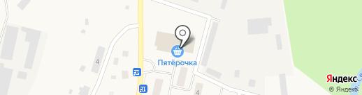 Почтовое отделение №839 на карте Ленинского