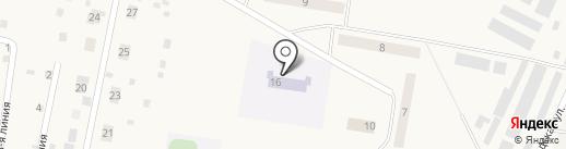 Детский сад №27 на карте Терволово