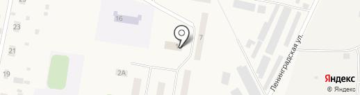 Амбулатория на карте Терволово