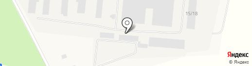 Перепёлочка на карте Терволово
