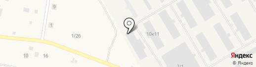 Фриман Сервис на карте Разбегаево