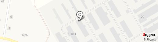 МодульГрад на карте Разбегаево