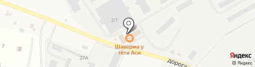 Ред на карте Разбегаево