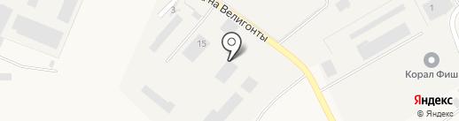 Step Up на карте Разбегаево