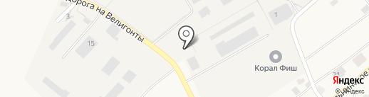 Кисс Продакшен на карте Разбегаево