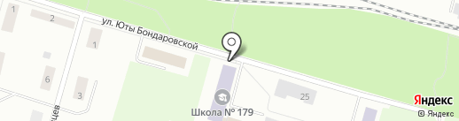 Детская художественная школа №7 на карте Санкт-Петербурга