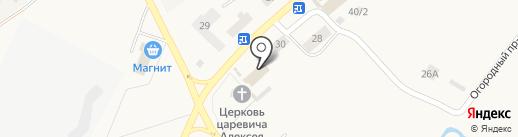 Все для дома на карте Разбегаево
