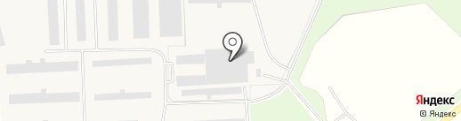 АВАНТ на карте Разбегаево