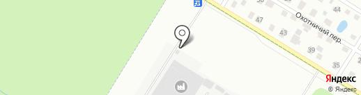 У Михалыча на карте Гатчины