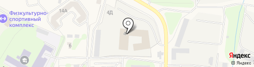 Общество Содействия Автомобилистам, НП на карте Аннино