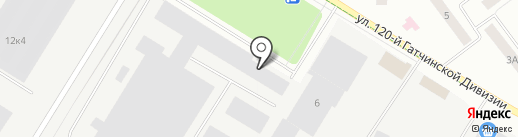 ПРОФИТ на карте Гатчины