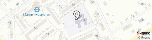 Детский сад №9, Рябинка на карте Гатчины