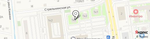 Единый центр новостроек Тренд на карте Новоселья