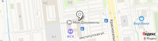 Панда Пейнтбол на карте Новоселья