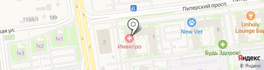 Живое Пиво на карте Новоселья