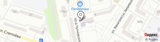 Межпоселенческая центральная районная библиотека им. А.С. Пушкина на карте Гатчины