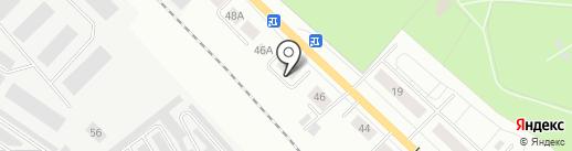 ТрастИнвест на карте Гатчины
