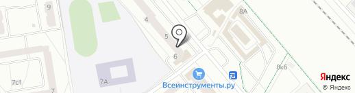 ДизайнСтрой Спб на карте Гатчины