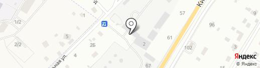 Гатчинский завод металлоконструкций на карте Гатчины