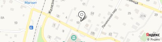 Почтовое отделение №340 на карте Тайцев