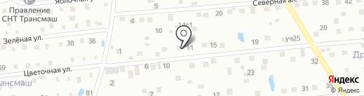 Солид Банк на карте Вилючинска