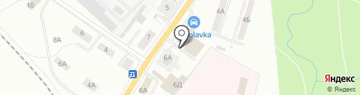 Vianor на карте Гатчины