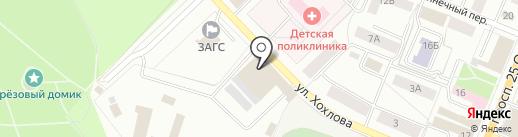 ГЕОКАДАСТР ПЛЮС на карте Гатчины