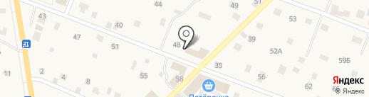 Магазин игрушек на ул. Юного Ленинца на карте Тайцев