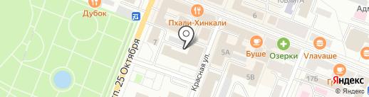 Гатчинский муниципальный театр юного зрителя на карте Гатчины