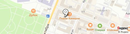Монитор лайн вояж на карте Гатчины