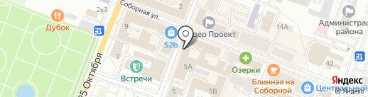 ЛекОптТорг на карте Гатчины