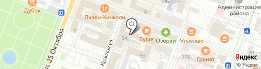 Атрибут на карте Гатчины