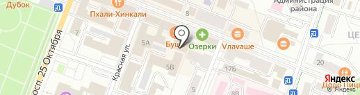 ВАШАКОМНАТА.РФ на карте Гатчины