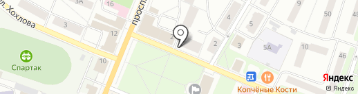 Re-style на карте Гатчины
