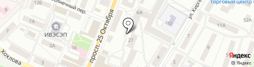 Плитка-Хаус на карте Гатчины