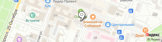 РЕСО-Гарантия, ОСАО на карте Гатчины
