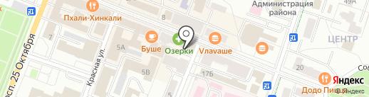 Слетать.ру на карте Гатчины