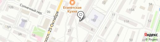 Гатчина Life на карте Гатчины