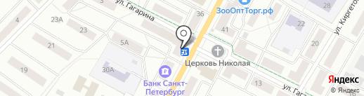 IT Stream Group на карте Гатчины
