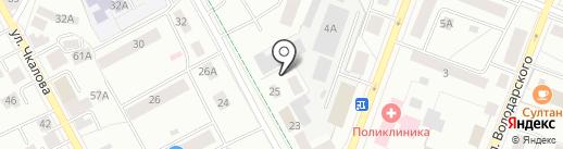 Магазин по продаже разливных напитков на карте Гатчины