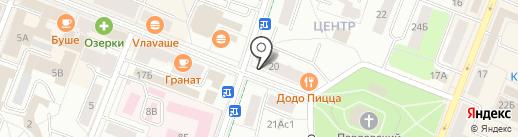 Платежный терминал, Петербургский социальный коммерческий банк на карте Гатчины