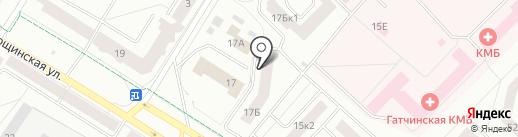Ваш Дантист на карте Гатчины