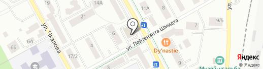 Гатчина mobile на карте Гатчины