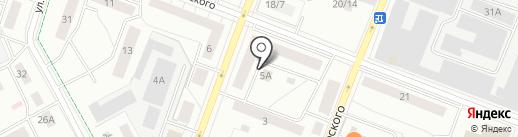 Росгосстрах на карте Гатчины