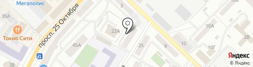 Дом семян на карте Гатчины