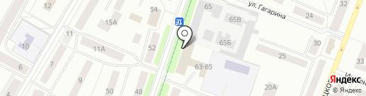 ЭНЕРГОСТРОЙ на карте Гатчины