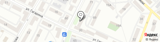 ГлавПиво на карте Гатчины