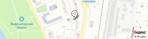 Аптека №51 г. Гатчины на карте Гатчины