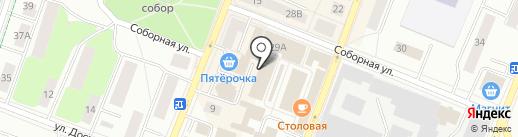 Com.o`k на карте Гатчины