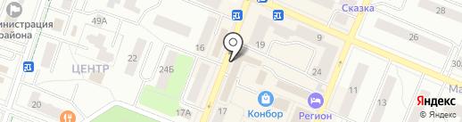 DискоЛидер на карте Гатчины